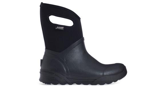 Bogs Bozeman Mid Rain Boots Men Black